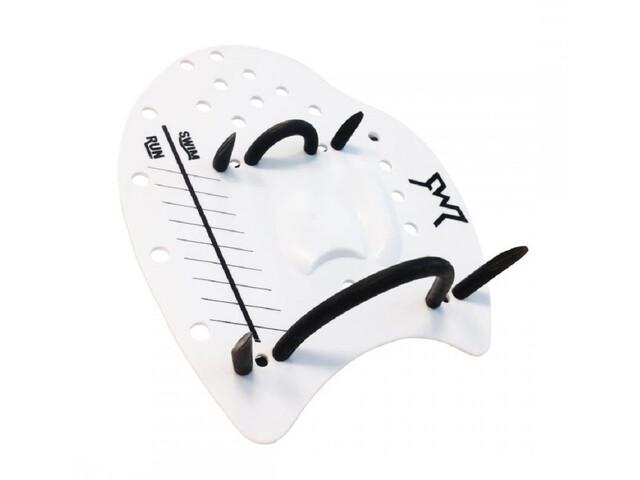 Z3R0D Swimrun Hand Paddles white